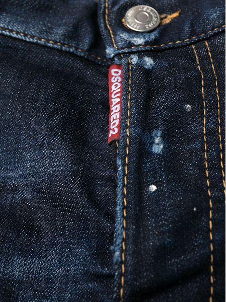 Мужские джинсы Icon Talent Skater кроя слим