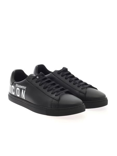Черные кеды Ibrahimovic Icon