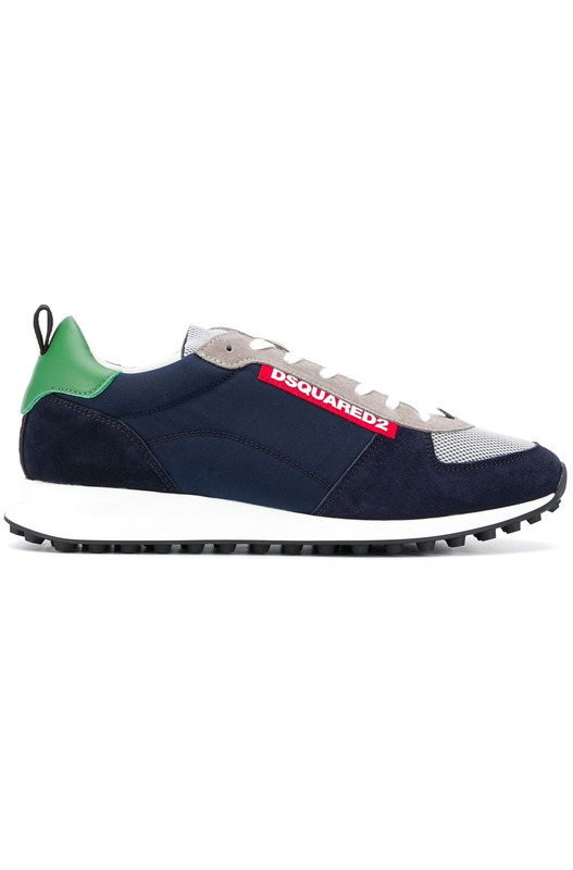 Кроссовки на шнуровке Dsquared2, фото