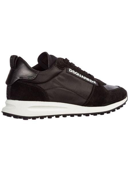Замшевые кроссовки на шнуровке