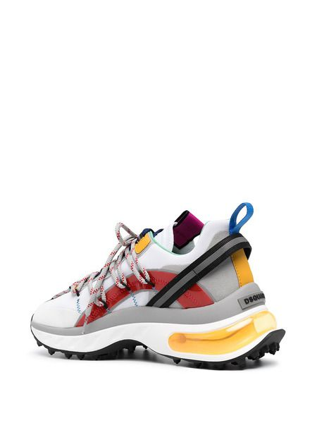 Кроссовки со вставками Running