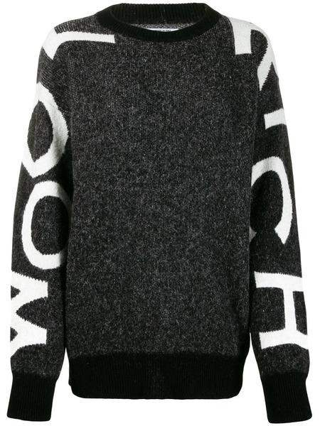 Серый джемпер Woolrich фото