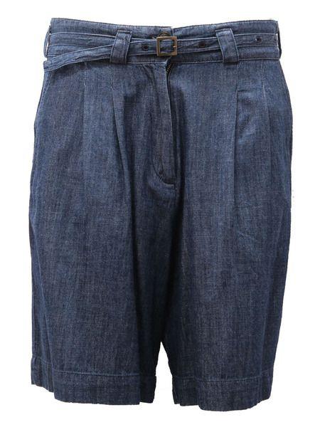 Женские шорты с высокой посадкой Woolrich фото