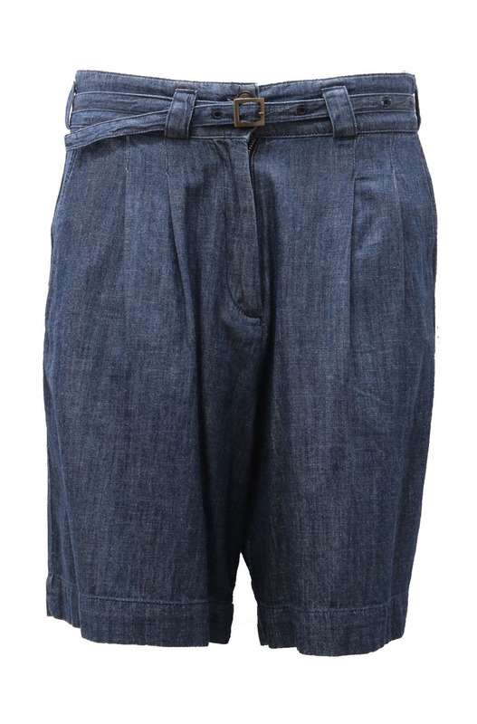 Женские шорты с высокой посадкой Woolrich, фото