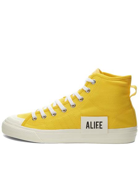 Высокие кеды Alife Nizza HI X Adidas фото