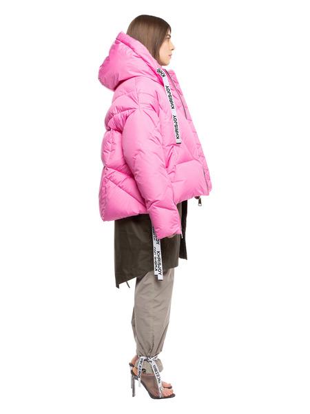 Розовый пуховик Bubblegum Khris Khrisjoy, фото
