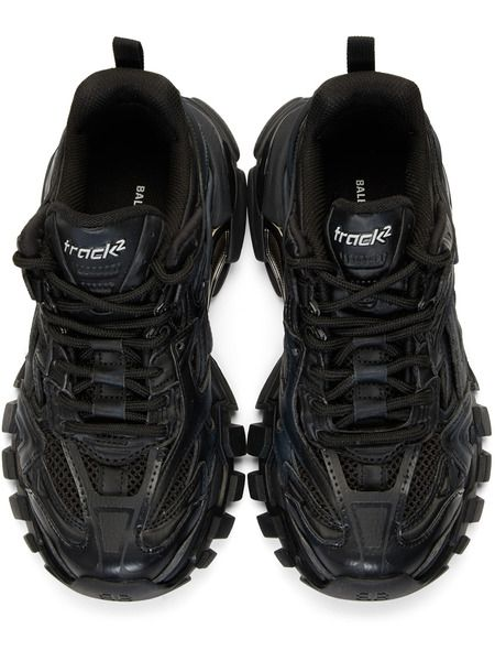 Черные кроссовки Track.2