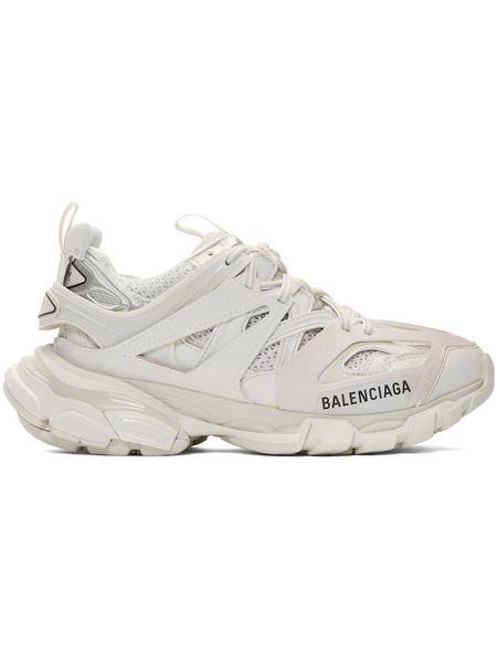 Белые кроссовки Balenciaga Track Balenciaga фото