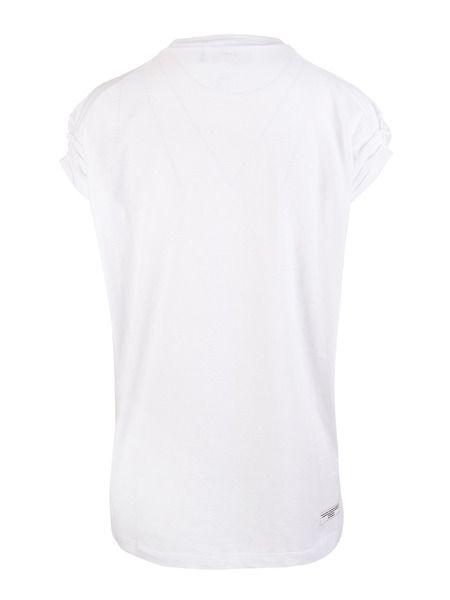 Белая футболка Bruce Lee