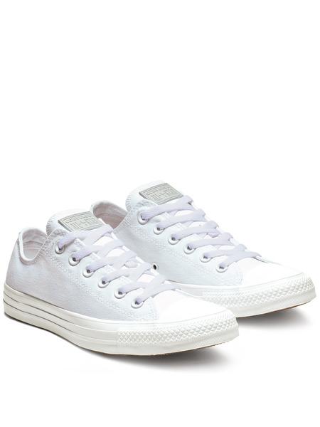 Белые кеды Chuck Taylor All Star Mono Canvas Converse, фото