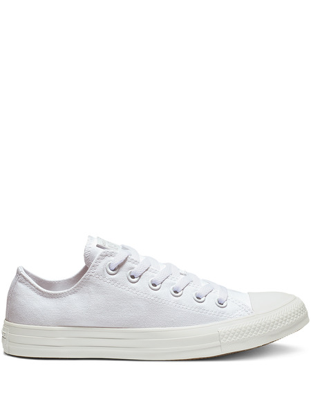 Белые кеды Chuck Taylor All Star Mono Canvas 1U647 Converse, фото