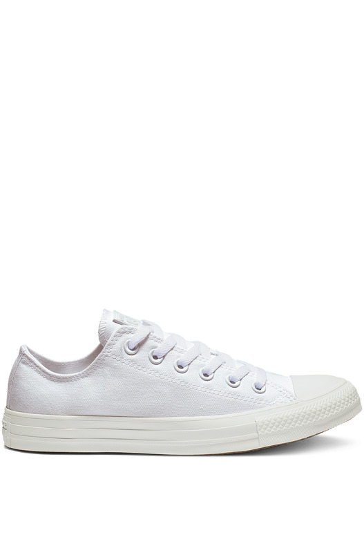 Белые кеды Chuck Taylor All Star Mono Canvas 1U647