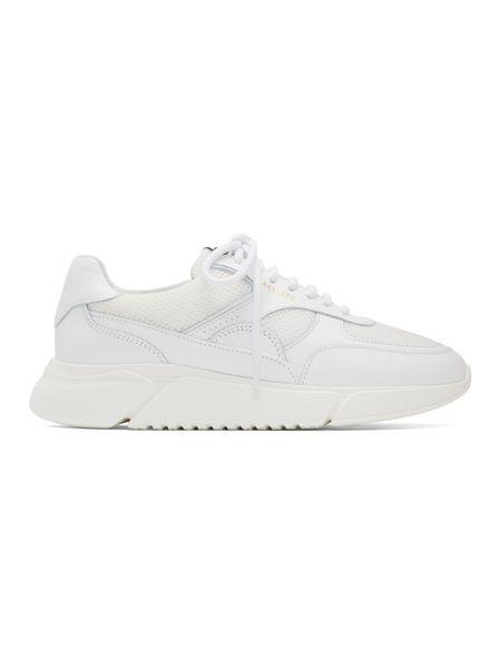 Белые кроссовки Genesis Axel Arigato фото