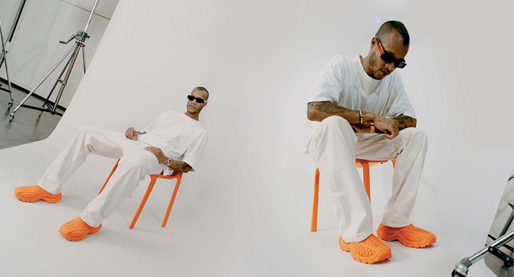 Heron Preston представляет кроссовки напечатанные на 3D-принтере вместе с Zellerfeld