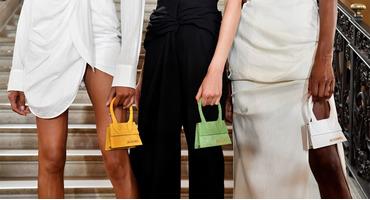 Как и с чем носить брендовые сумки из кожи