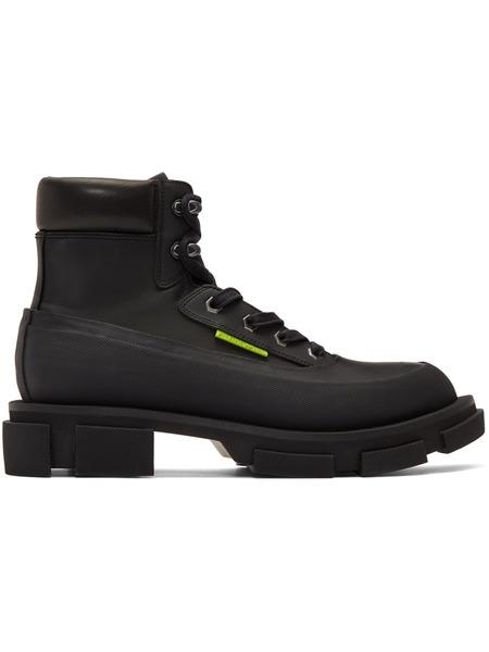 Черные ботинки Gao Mid Both, фото