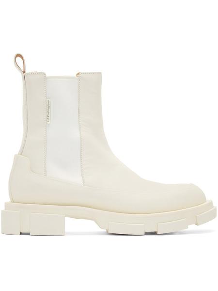 Белые ботинки Gao Chelsea Both, фото