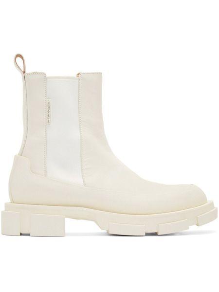Белые ботинки Gao Chelsea Both фото