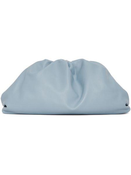 Синий клатч The Pouch