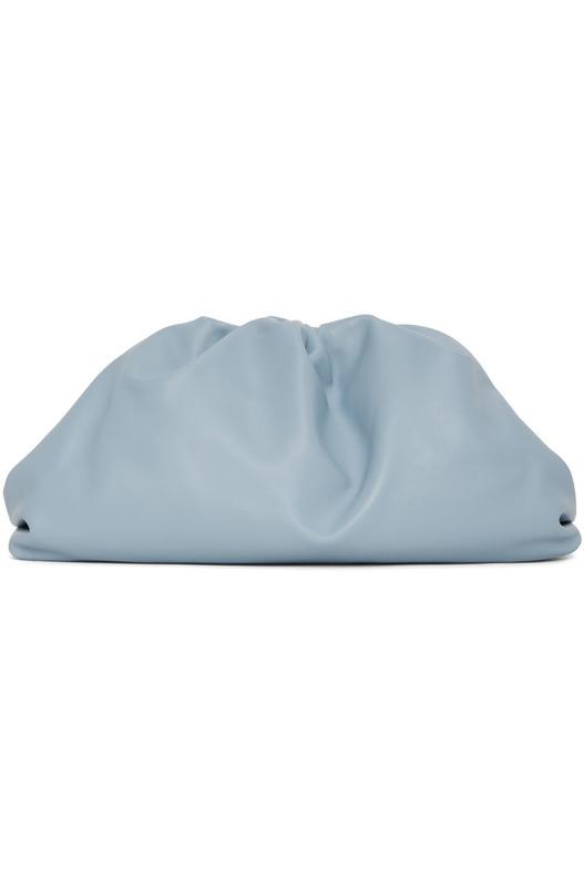 Синий клатч The Pouch Bottega Veneta