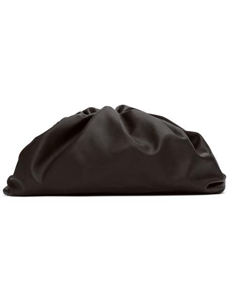 Темно-коричневый клатч The Pouch Bottega Veneta Bottega Veneta, фото