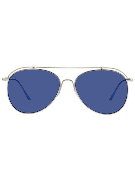 Женские солнцезащитные очки-авиаторы CK2163S 044 Calvin Klein фото