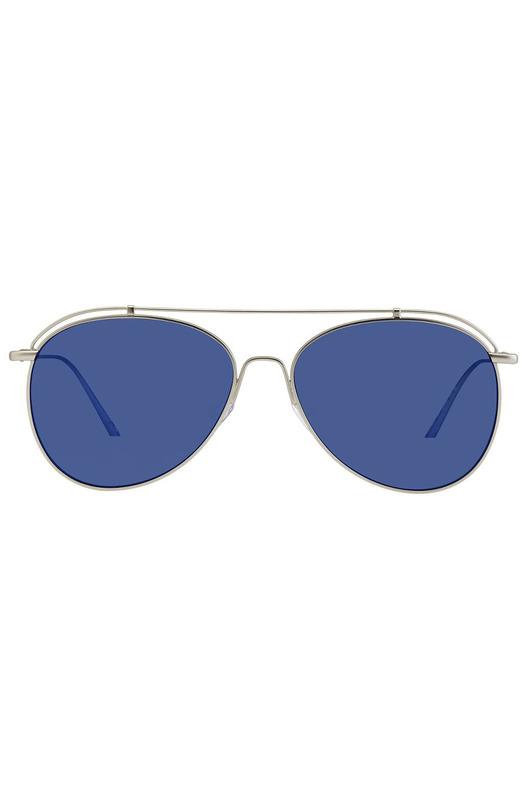 Женские солнцезащитные очки-авиаторы CK2163S 044 Calvin Klein, фото