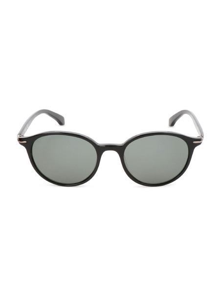 Солнцезащитные очки черного цвета Calvin Klein, фото
