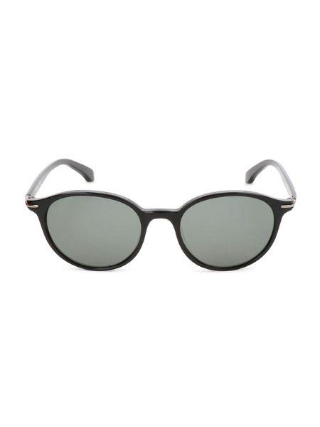 Солнцезащитные очки черного цвета Calvin Klein фото