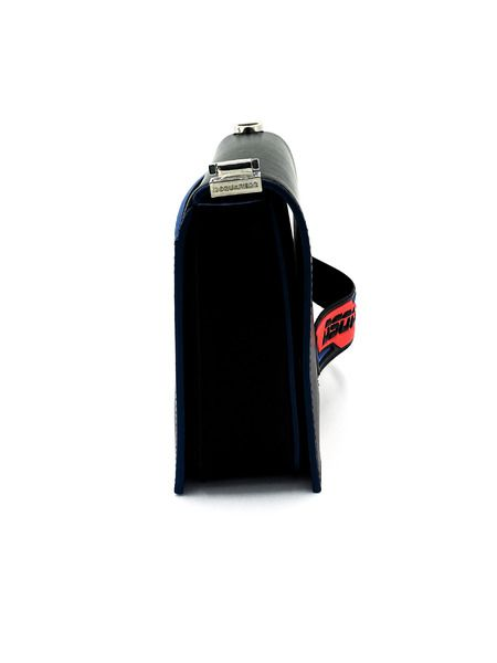 Черная сумка Bionic Sport D2 с контрастной ручкой