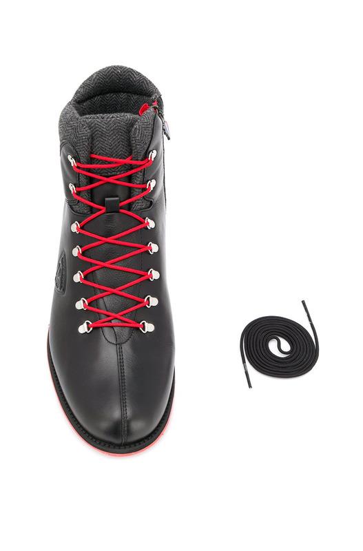 Черные ботинки Chamonix Rossignol