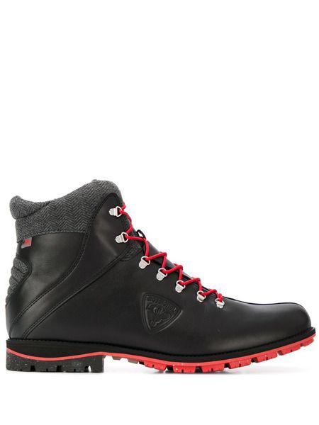 Черные ботинки Chamonix Rossignol фото