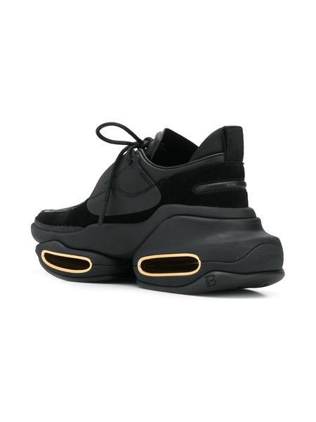 Черные кроссовки BBold Balmain, фото
