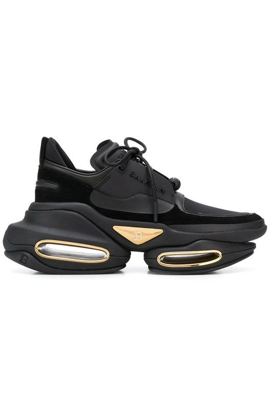 Черные кроссовки BBold