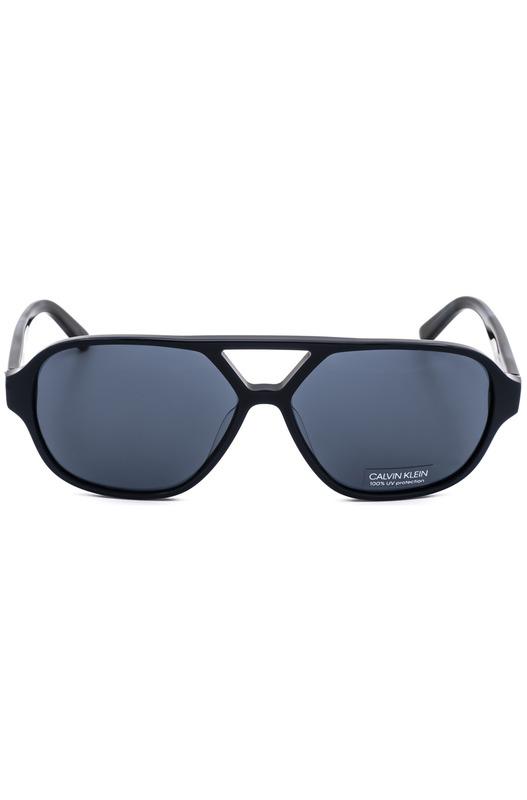 Черные солнцезащитные очки CK18504S 410 Calvin Klein, фото