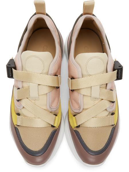 Цветные кроссовки Sonnie Chloe, фото