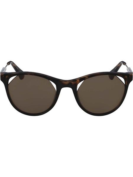 Солнцезащитные очки кошачий глаз CKJ510S 215 Calvin Klein Jeans, фото