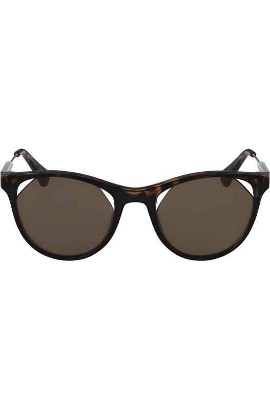 Солнцезащитные очки кошачий глаз CKJ510S 215