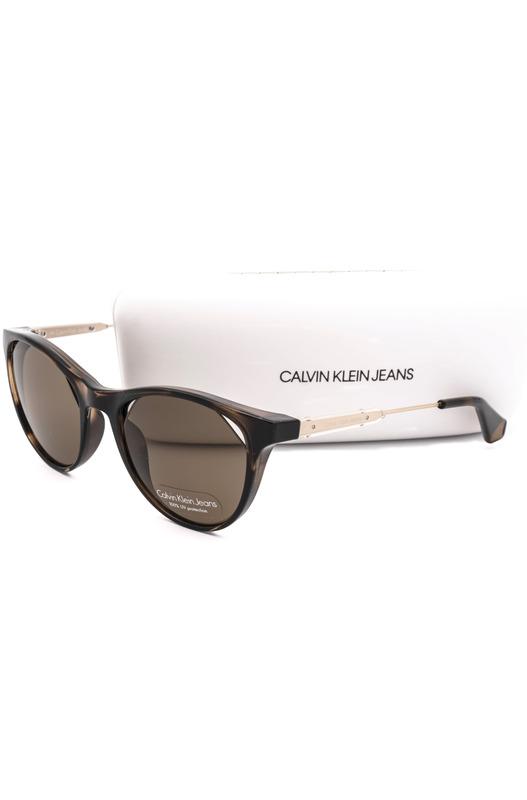 Солнцезащитные очки кошачий глаз CKJ510S 215 Calvin Klein Jeans