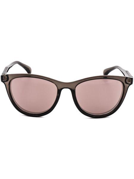 Овальные солнцезащитные очки CKJ811S 047 Calvin Klein Jeans фото