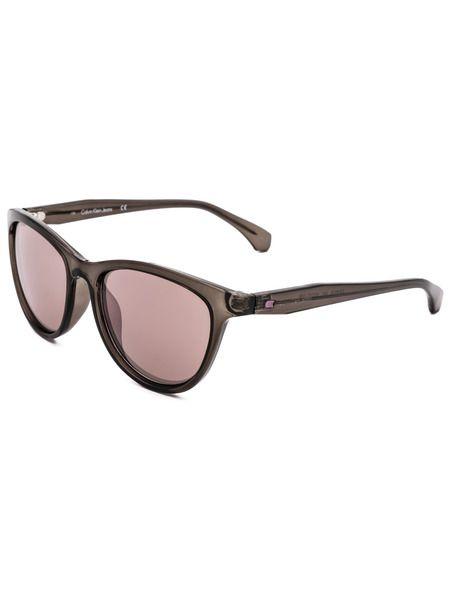 Овальные солнцезащитные очки CKJ811S 047
