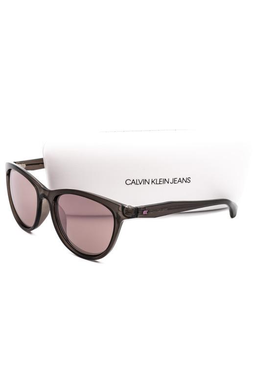 Овальные солнцезащитные очки CKJ811S 047 Calvin Klein Jeans, фото