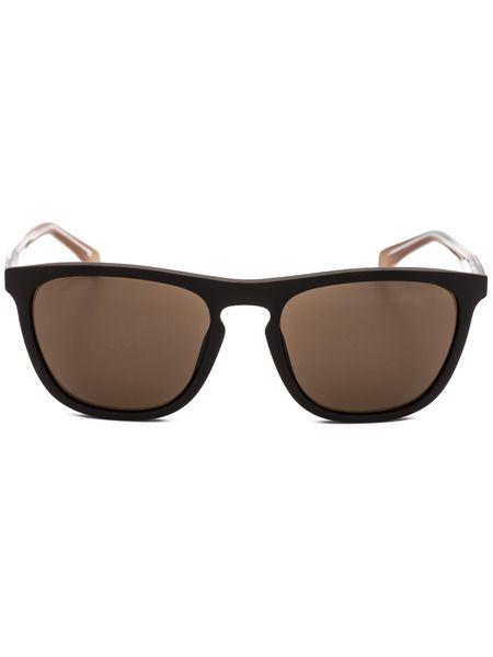 Солнцезащитные очки с коричневыми линзами CKJ821S 256 Calvin Klein Jeans фото