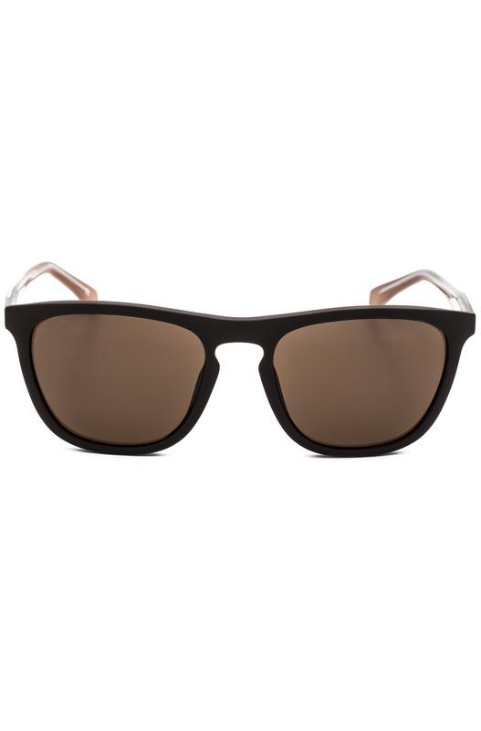 Солнцезащитные очки с коричневыми линзами CKJ821S 256 Calvin Klein Jeans, фото