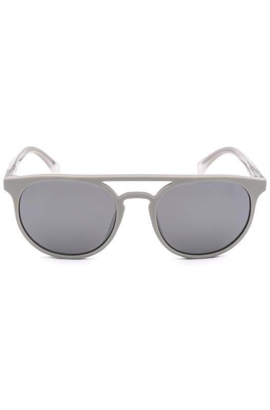 Солнцезащитные очки в серой оправе CKJ822S 007 Calvin Klein Jeans, фото