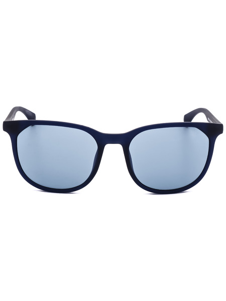 Синие солнцезащитные очки CKJ823S 465 Calvin Klein Jeans, фото