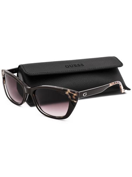 Cолнцезащитные очки в оправе с декором GU7511 48F Guess, фото