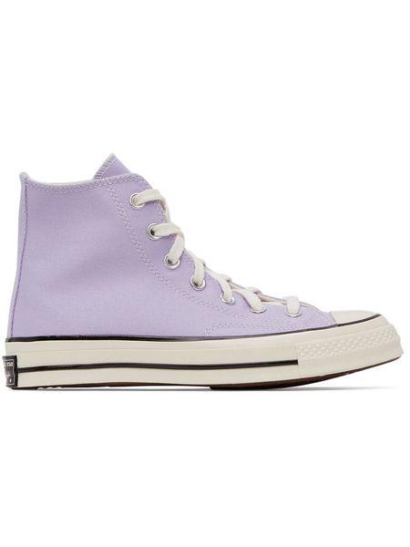 Кеды Chuck 70 High-top Purple Converse фото