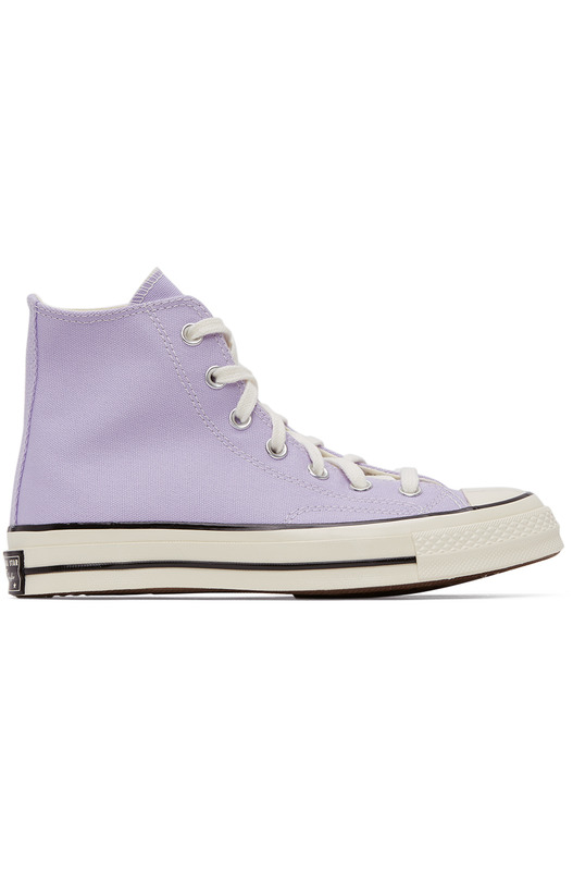 Кеды Chuck 70 High-top Purple Converse, фото