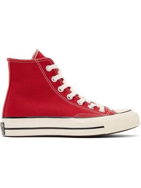 Красные кеды Chuck 70 High Converse, фото